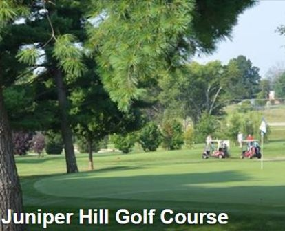 Juniper Hills Golf Course,Frankfort, Kentucky,  - Golf Course Photo