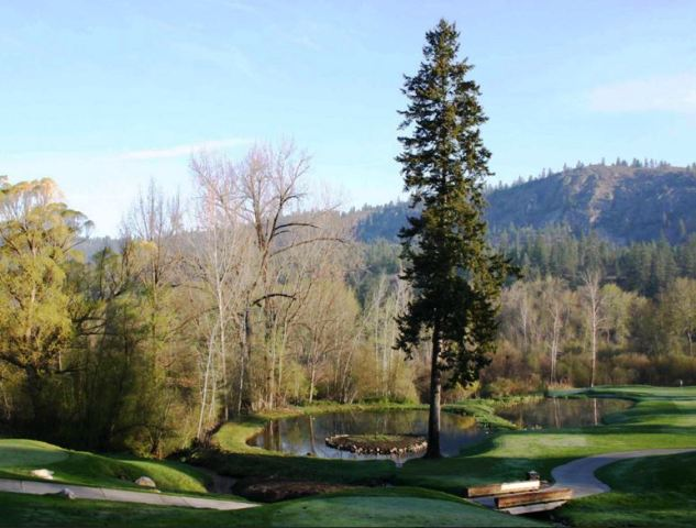 Kalispel Golf and Country Club,Spokane, Washington,  - Golf Course Photo