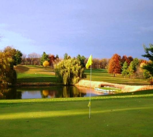 Golf Course Photo, Kalona Golf Club, Kalona, Iowa, 52247