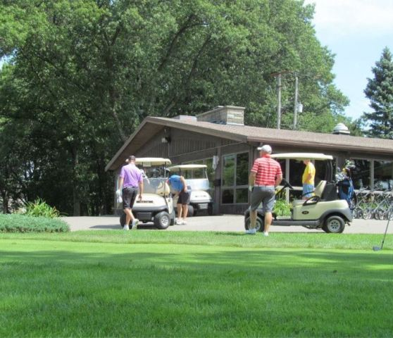 Kaufman Golf Course,Wyoming, Michigan,  - Golf Course Photo