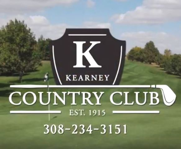 Golf Course Photo, Kearney Country Club, Kearney, Nebraska, 68848