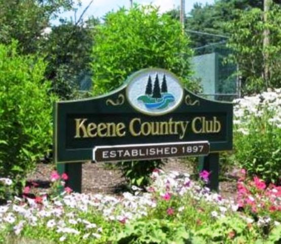 Keene Country Club,Keene, New Hampshire,  - Golf Course Photo