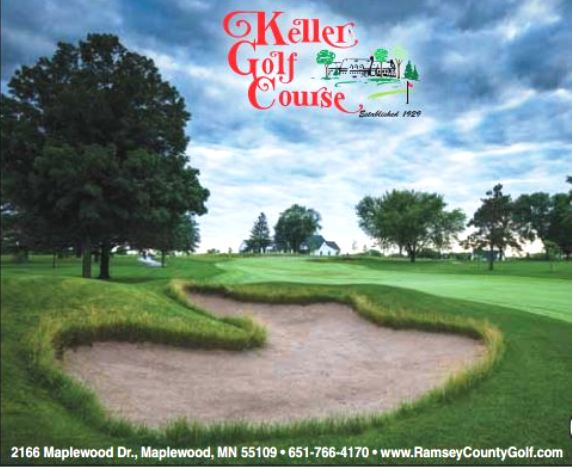 Golf Course Photo, Keller Golf Course, Saint Paul, 55109