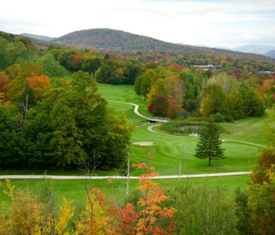 Golf Course Photo, Killington Golf Resort, Killington, 05751