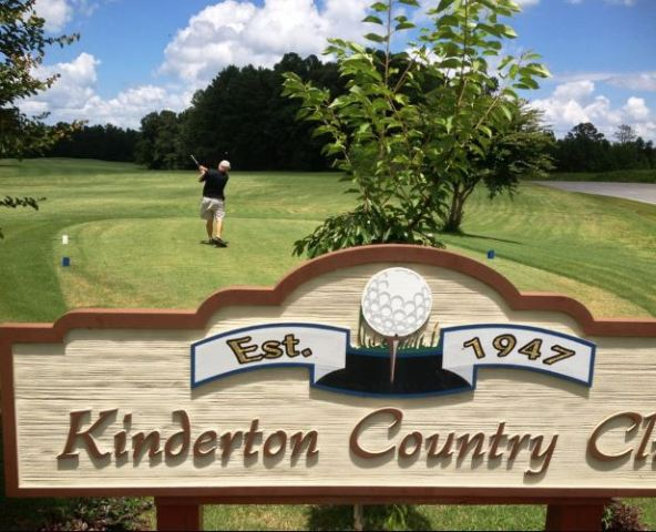 Golf Course Photo, Kinderton Country Club | Kinderton Golf Course, Clarksville, 23927