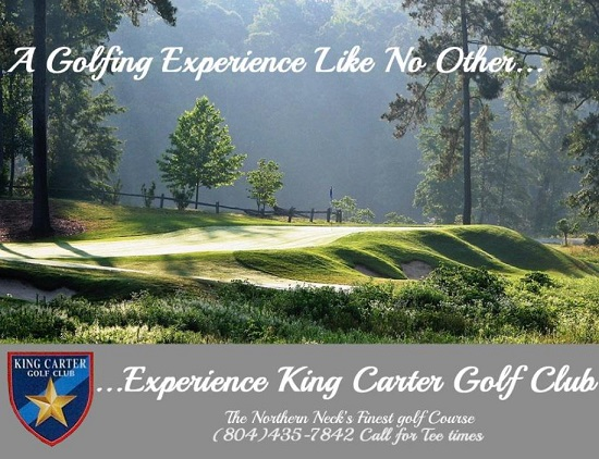 Golf Course Photo, King Carter Golf Course, CLOSED 2018, Irvington, Virginia, 22480