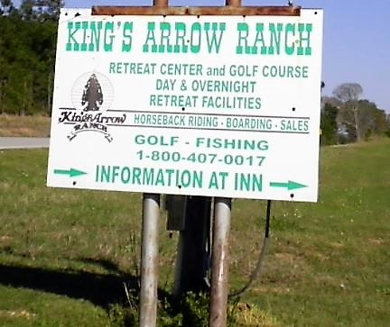 Kings Arrow Ranch | Hillsdale Golf Course, Lumberton, Mississippi,  - Golf Course Photo