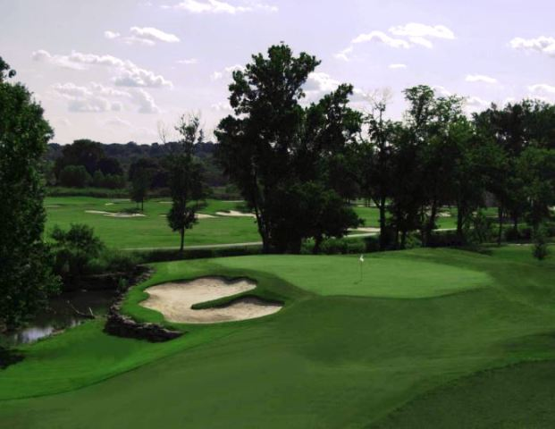 Golf Course Photo, Kings Creek Golf Club, Spring Hill, 37174
