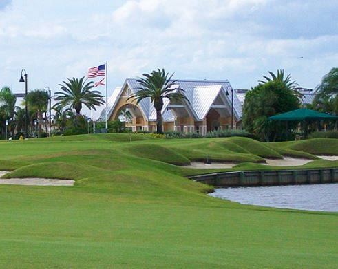 Kings Gate Golf Course, Port Charlotte, Florida,  - Golf Course Photo