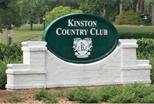 Kinston Country Club, Kinston, North Carolina,  - Golf Course Photo
