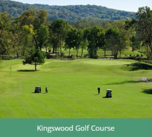 Bella Vista Village Golf Courses - Kingswood, Bella Vista, Arkansas,  - Golf Course Photo