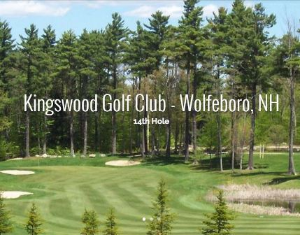 Golf Course Photo, Kingswood Golf Club, Wolfeboro, 03894