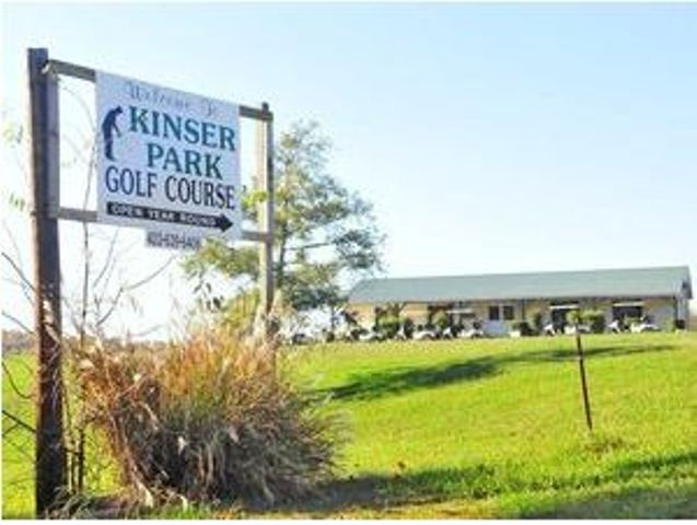 Kinser Park Golf Course, CLOSED 2012,Greeneville, Tennessee,  - Golf Course Photo