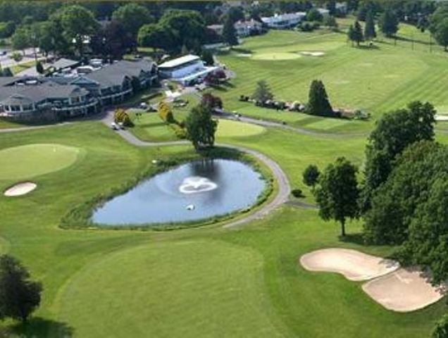 Golf Course Photo, Kirkbrae Country Club, Lincoln, 02865