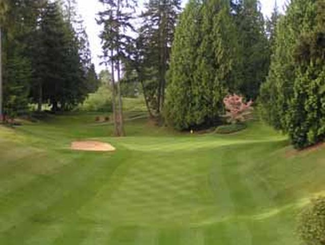 Golf Course Photo, Kitsap Golf & Country Club, Bremerton, 98312