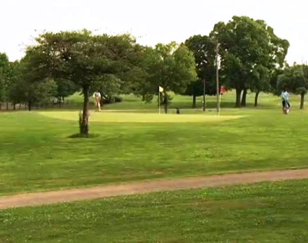 Kittyhawk Golf Course, Falcon Course,Dayton, Ohio,  - Golf Course Photo