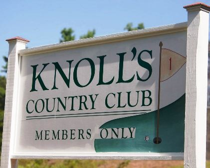 Knolls Country Club,Reform, Alabama,  - Golf Course Photo