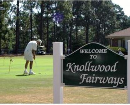 Knollwood Fairways,Southern Pines, North Carolina,  - Golf Course Photo