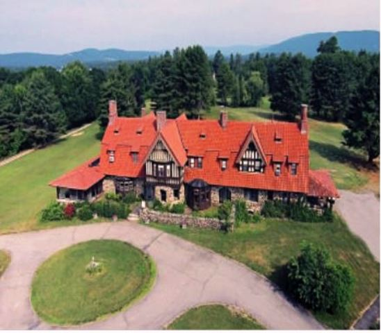 Kona Mansion Inn Golf Course, CLOSED 2014, Moultonborough, New Hampshire, 03254 - Golf Course Photo
