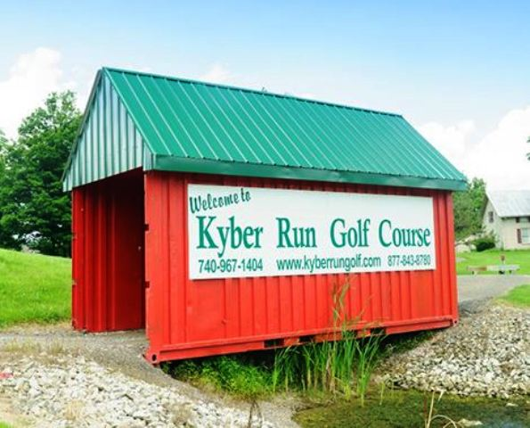 Golf Course Photo, Kyber Run Golf Course, Johnstown, 43031