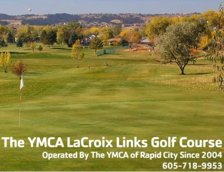 La Croix Links Golf Course,Rapid City, South Dakota,  - Golf Course Photo