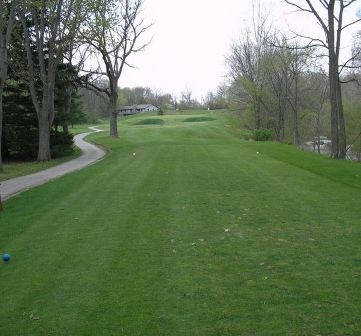 LaFontaine Golf Club,Huntington, Indiana,  - Golf Course Photo