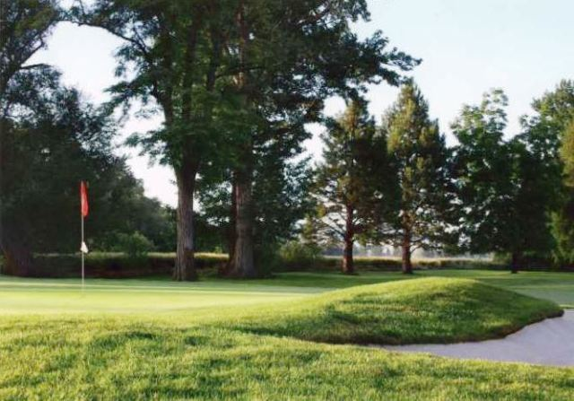 La Grande Country Club,La Grande, Oregon,  - Golf Course Photo