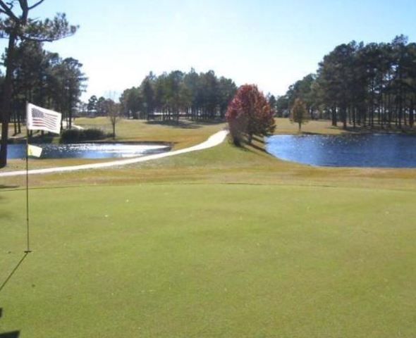 La Salle Golf & Country Club,Jena, Louisiana,  - Golf Course Photo