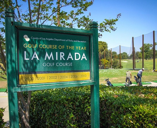 La Mirada Golf Club, La Mirada, California,  - Golf Course Photo