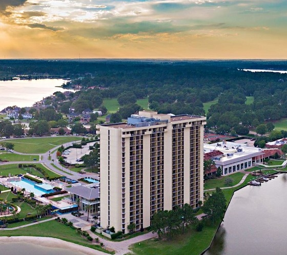 La Torretta Lake Resort, Montgomery, Texas,  - Golf Course Photo