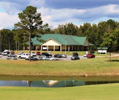 Lafayette Golf Course, Lafayette, Georgia, 30728 - Golf Course Photo