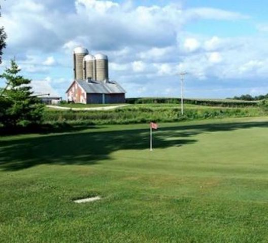 Lagos Acres Golf & Country Club, Keota, Iowa,  - Golf Course Photo