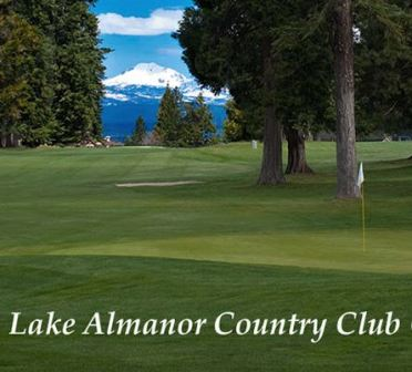 Golf Course Photo, Lake Almanor Country Club, Lake Almanor, 96137