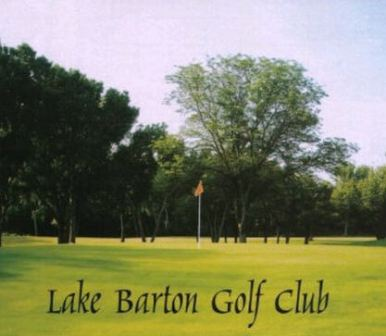 Lake Barton Golf Course,Great Bend, Kansas,  - Golf Course Photo