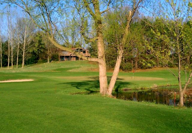 Lake Cora Hills Golf Course,Paw Paw, Michigan,  - Golf Course Photo