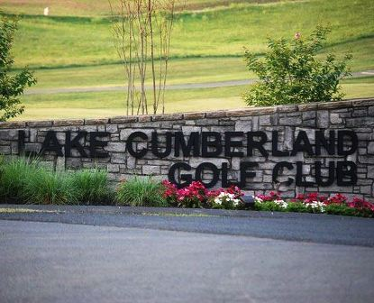 Golf Course Photo, Lake Cumberland Golf Club, CLOSED 2010, Jamestown, 42629
