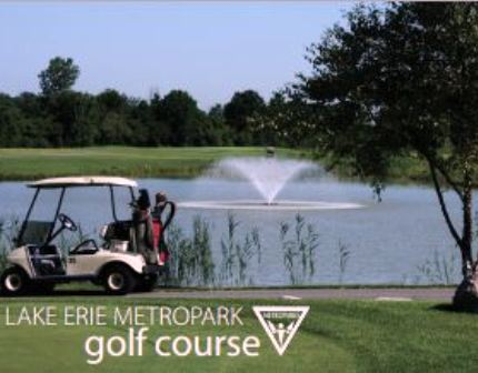 Lake Erie Metropark Golf Course,Rockwood, Michigan,  - Golf Course Photo