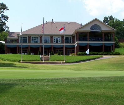 Lake Hickory Country Club, Eighteen Hole Course,Hickory, North Carolina,  - Golf Course Photo