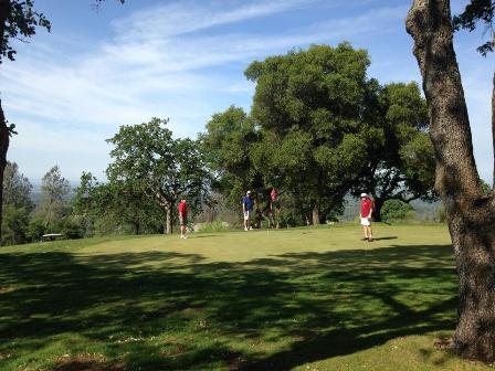 Lake Oroville Golf Club, Kelly Ridge Golf Course