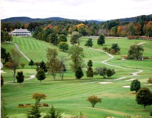 Lake St. Catherine Country Club,Poultney, Vermont,  - Golf Course Photo