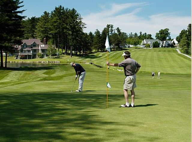Lake Sunapee Country Club,New London, New Hampshire,  - Golf Course Photo