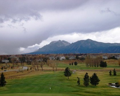 Golf Course Photo, Lake Valley Golf Club, Niwot, 80503