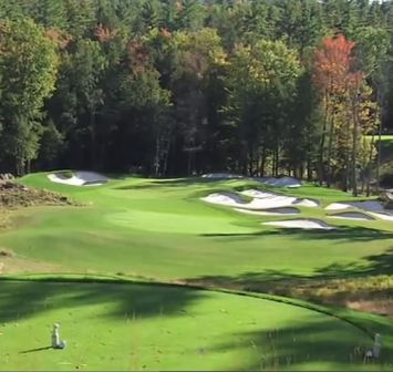 Lake Winnipesaukee Golf Club,New Durham, New Hampshire,  - Golf Course Photo