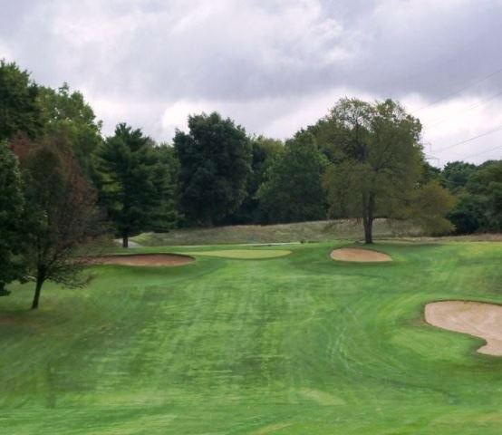 Golf Course Photo, Lake Doster Golf Club, Plainwell, Michigan, 49080