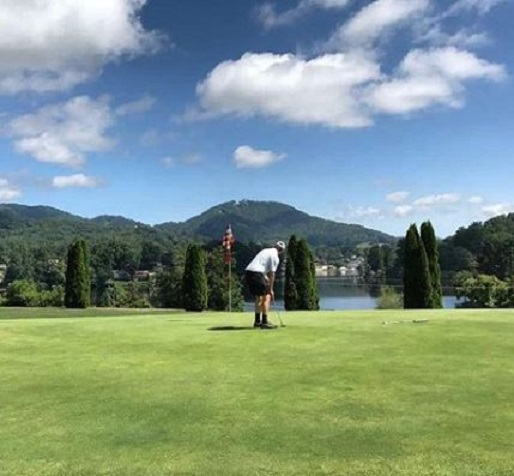 Golf Course Photo, Lake Junaluska Golf Course, Waynesville, 28786