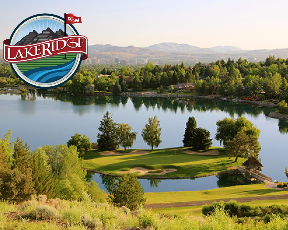 Lake Ridge Golf Course, Reno, Nevada,  - Golf Course Photo