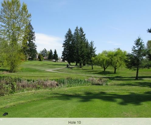 Lake Wilderness Golf Course