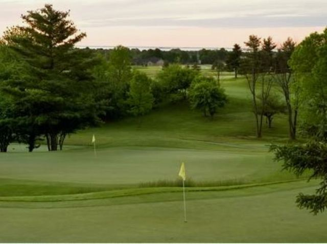Lakeview Hills Country Club, The South Course, Lexington, Michigan,  - Golf Course Photo