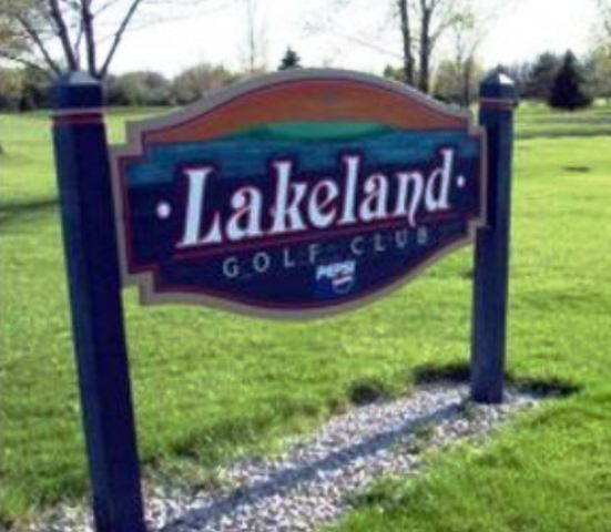 Golf Course Photo, Lakeland Golf Course, Fostoria, 44830