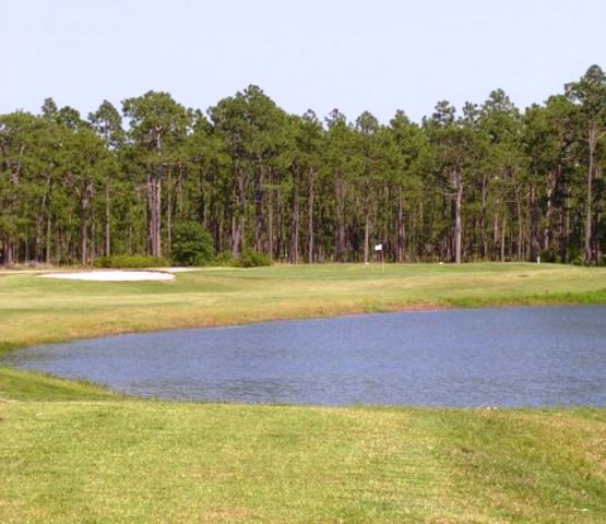 Lakes Country Club | Lakes Golf Course, Boiling Spring Lakes, North Carolina, 28461 - Golf Course Photo